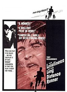 poster The Loneliness Of The Long Distance Runner (1962)