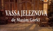 poster Vassa Jeleznova (1988) teatru