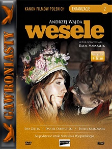 poster Wesele (1972)