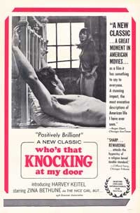 poster Who's That Knocking At My Door (1967)