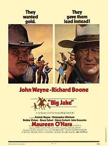 poster Big Jake (1971)