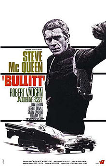 poster Bullitt (1968)