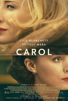 poster Carol - The Price of Salt (2015)