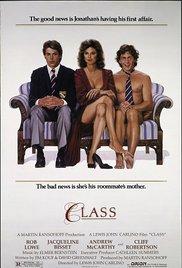 poster Class (1983)