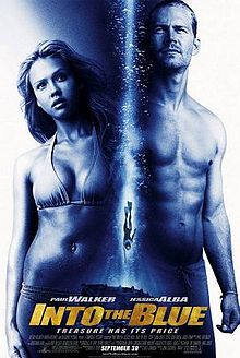 poster Into The Blue (2005)