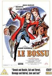 poster Le Bossu (1959)