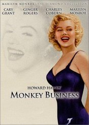 poster Monkey Business (1952)