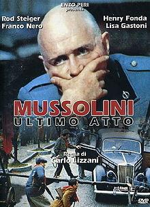 poster Mussolini ultimo atto (1974)