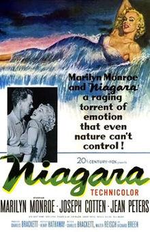 poster Niagara (1953)