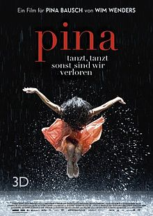 poster Pina (2011)