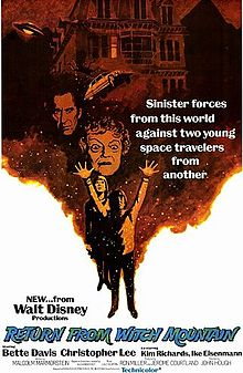 poster Return From Witch Mountain (1978)