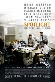 poster Spotlight (2015)