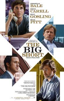 poster The Big Short (2015)