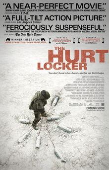 poster The Hurt Locker (2008)