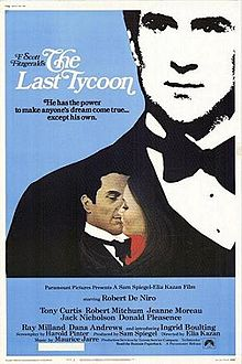 poster The Last Tycoon (1976)