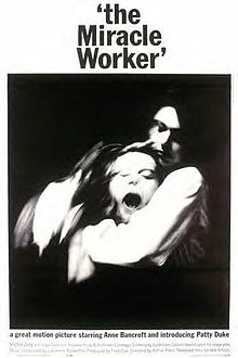 poster The Miracle Worker (1962)