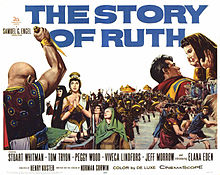 poster The Story of Ruth (1960)