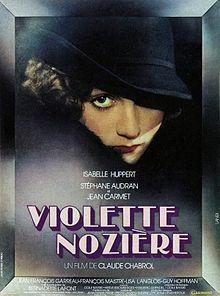 poster Violette Noziere (1978)