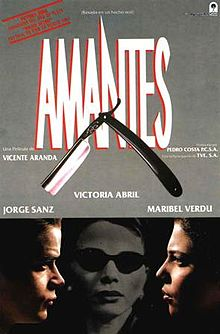 poster Amantes - Lovers A True Story (1991)