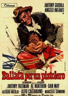 poster Ballata Per Un Pistolero - Ballad of a Gunman (1967)