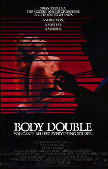 poster Body Double (1984)