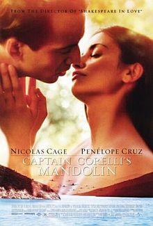 poster Captain Corelli's Mandolin (2001)