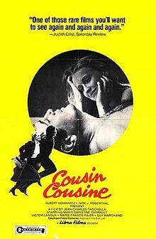poster Cousin, cousine (1975)
