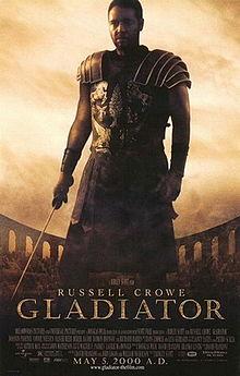 poster Gladiator (2000)