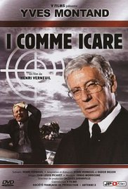 poster I... comme Icare (1979)