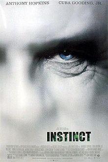 poster Instinct (1999)