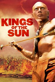 poster Kings Of The Sun (1963)