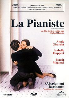 poster La pianiste - The Piano Teacher (2001)