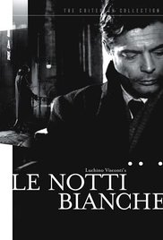 poster Le Notti Bianche (1957)
