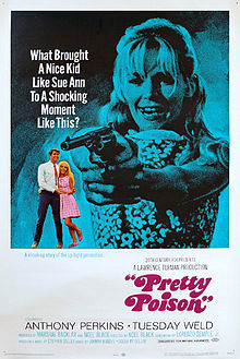 poster Pretty Poison (1968)