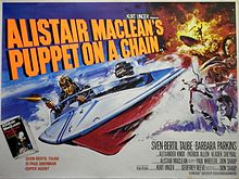poster Puppet On A Chain (1971)