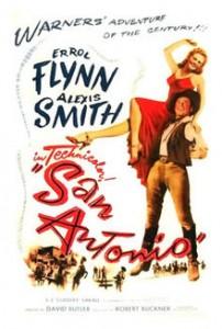 poster San Antonio (1945)