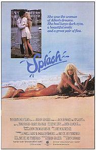 poster Splash (1984)