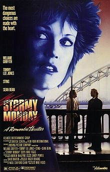 poster Stormy Monday (1988)