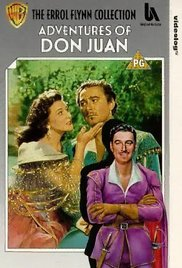poster The Adventures Of Don Juan (1948)