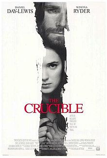 poster The Crucible (1996)