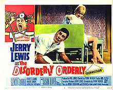 poster The Disorderly Orderly (1964)