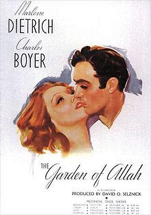 poster The Garden Of Allah (1936)