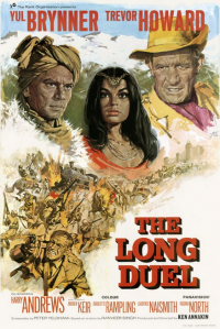 poster The Long Duel (1967)