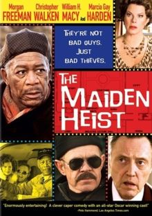 poster The Maiden Heist (2009)