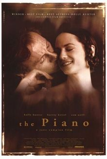 poster The Piano (1993)