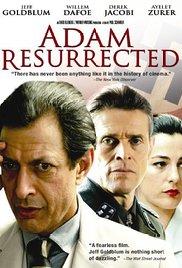 poster Adam Resurrected (2008)