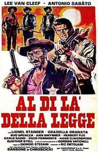 poster Al Di La' Della Legge (1968)