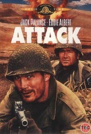 poster Attack - Attack! (1956)