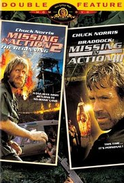 poster Braddock Missing in Action III (1988)