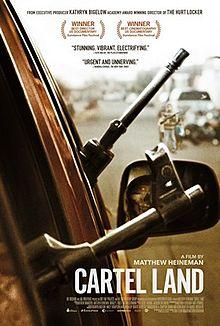poster Cartel Land (2015)